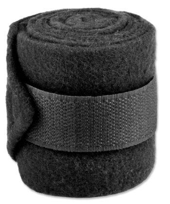 fleecebandage-schwarz