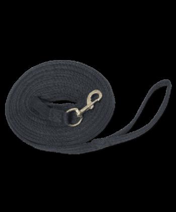 longierleine-griffy-schwarz