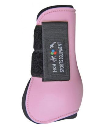 shetty-springgamaschen-vorderbeine-pink