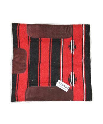 westernpad-rot-schwarz