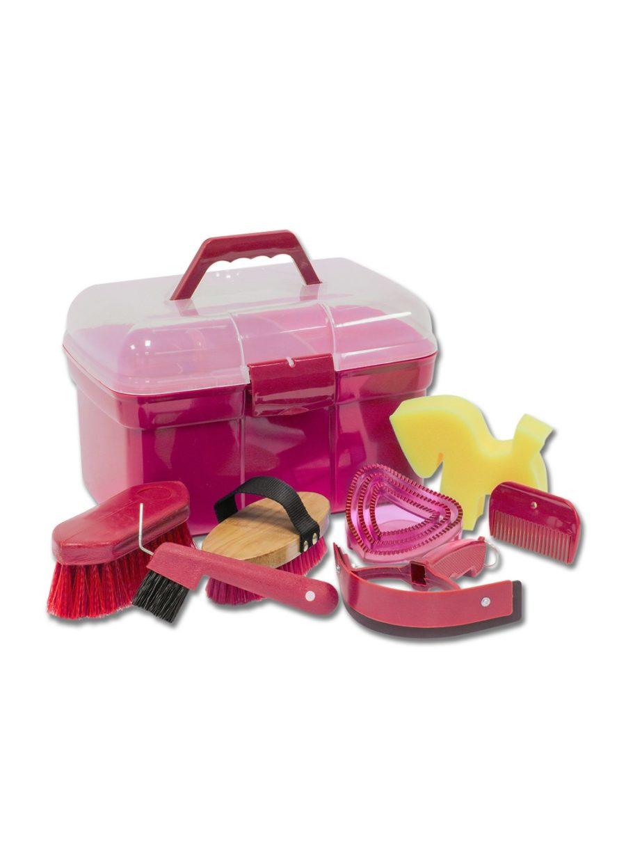 Putzbox komplett pink