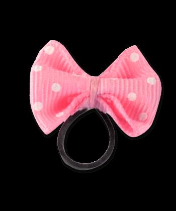 rosa Masche Mähnenschmuck