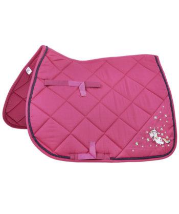 schabracke einhorn pink