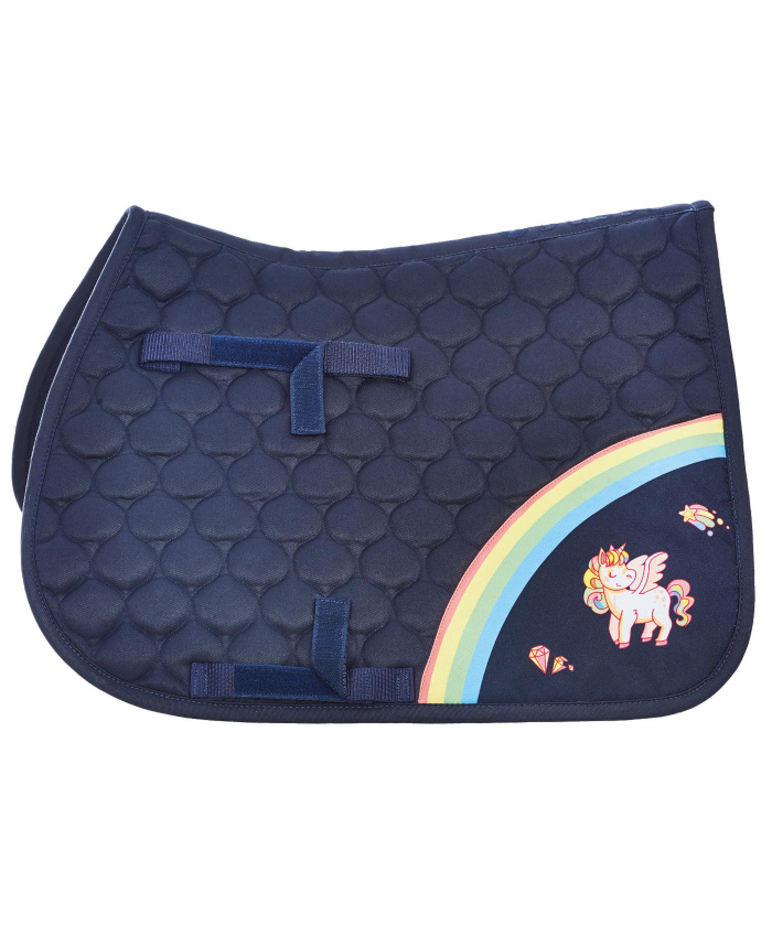 schabracke-fling-pony-dunkelblau